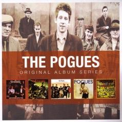 The Pogues (Зе Погес): Original Album Series