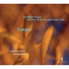 David Hatcher (Дэвид Хетчер): Furiosa: Virtuoso Music For Two Bass Viols