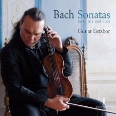 Gunar Letzbor (Гунар Летцборн): Sei Solo A Violino Senza Basso Accompagnato: Sonatas Bwv 1001, Bwv 1003, Bwv 1005