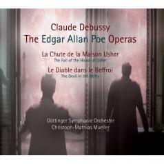 Fan Lin Lin (Фан Лин Лин): Debussy: Die Edgar Allan Poe Opern - Der Untergang des Hauses Usher