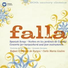 Victoria Angeles: 20Th Century Classics: Manuel De Falla