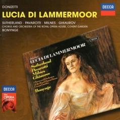 Dame Joan Sutherland (Джоан Сазерленд): Donizetti: Lucia Di Lammermoor