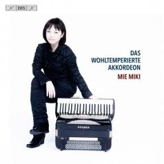 Bach,Johann Sebastian: Das Wohltemperierte Akkordeon: J.S. Bach - Das Wohltemperierte Klavier, Selected Preludes And Fugues