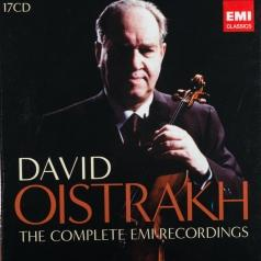 David Oistrakh (Давид Ойстрах): David Oistrakh: The Complete EMI Recordings