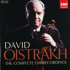 David Oistrakh (Давид Ойстрах): David Oistrakh: The Complete EMI Recordings