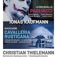 Jonas Kaufmann (Йонас Кауфман): Mascagni: Cavalleria Rusticana - Leoncavallo: Pagliacci