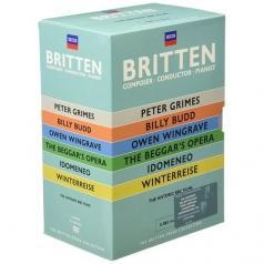 Sir Peter Pears (Питер Пирс): Britten - Composer, Conductor, Pianist