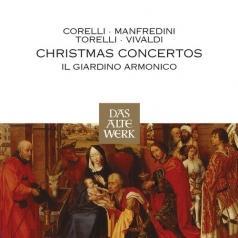 Il Giardino Armonico (Гармонический сад): Corelli, Torelli, Vivaldi Et Al : Christmas Concertos (Daw 50)