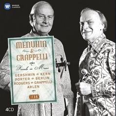 Yehudi Menuhin (Иегуди Менухин): Icon: Menuhin And Grappelli