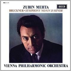 Zubin Mehta (Зубин Мета): Bruckner: Symphony No.9