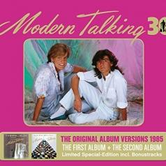 Modern Talking (Модерн Токинг): The First & Second Album (30th Anniversary Edition)