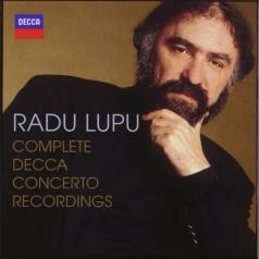 Radu Lupu: The Concerto Recordings