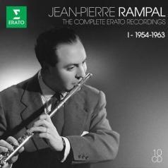 Jean-Pierre Rampal (Жан-ПьерРампаль): The Complete Erato Recordings Vol.1: 1954-1963