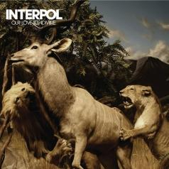 Interpol (Интерпол): Our Love To Admire