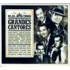 Enrique Santos Discepolo (Энрике Сантос Дисеполо): Grandes Cantores