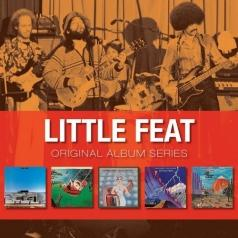 Little Feat (Литл Феат): Original Album Series