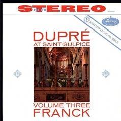 Marcel Dupre (Марсель Дюпре): At Saint-Sulpice, Vol.3