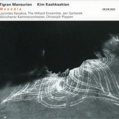 Tigran Mansurian: Monodia