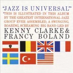 Kenny Clarke (Кенни Кларк): Jazz Is Universal