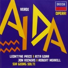 Georg Solti (Георг Шолти): Verdi: Aida