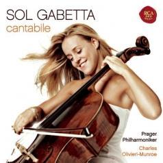 Sol Gabetta (Соль Габетта): Cantabile(Transcriptions For Cello And Orchestra)