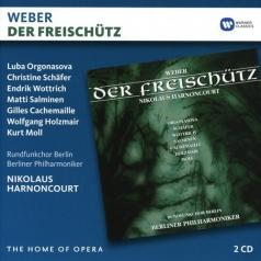 Nikolaus Harnoncourt (Николаус Арнонкур): Der Freischutz