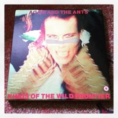 Adam and The Ants: Kings Of The Wild Frontier (35Th Anniversary)