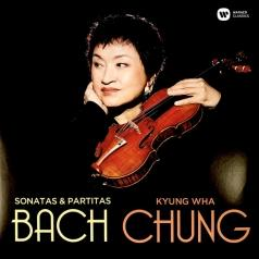Kyung Wha Chung (Чон Кён Хва): Bach: Violin Sonatas & Partitas