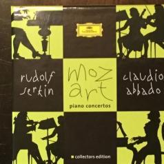 Rudolf Serkin (Рудольф Сёркин): Mozart: Piano Concertos