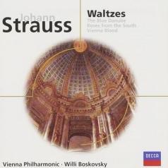 Willi Boskovsky (Вилли Босковски): J.Strauss II: Waltzes