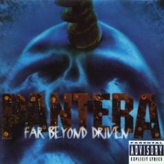 Pantera (Пантера): Far Beyond Driven (20th Anniversary Edition)