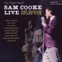 Sam Cooke (Сэм Кук): One Night Stand - Sam Cooke Live At The Harlem Square Club