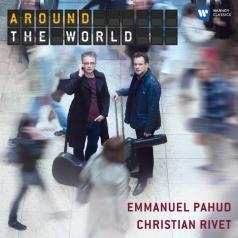Emmanuel Pahud (Эммануэль Паю): Around The World (Flute & Guitar)