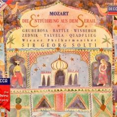 Georg Sir Solti (Георг Шолти): Mozart: Die Entf?hrung aus dem Serail
