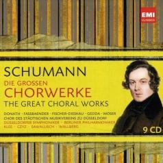 R. Schumann (Роберт Шуман): The Great Choral Works