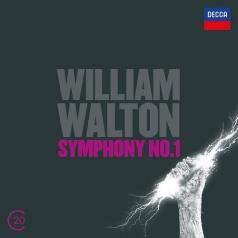 Andrew Litton: Walton: Symphony No.1; Cello Concerto