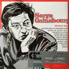 Serge Gainsbourg (Серж Генсбур): Initials B.B.