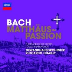 Riccardo Chailly (Рикардо Шайи): Bach: St. Matthew Passion