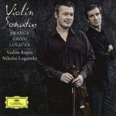 Vadim Repin (Вадим Репин): Violin Sonatas