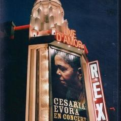Cesaria Evora (Сезария Эвора): Live D'Amor: Cesaria Evora In Concert
