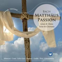 Wolfgang Gonnenwein (Вольфганг Гённенвайн): Matthaus-Passion - Arias & Choruses