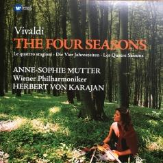 Anne-Sophie Mutter (Анне-Софи Муттер): Vivaldi: The Four Seasons