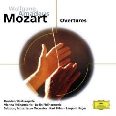 Karl Boehm (Карл Бём): Mozart: Overtures