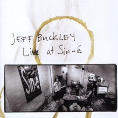 Jeff Buckley (Джефф Бакли): Live At Sin-e