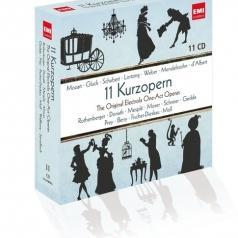 Dietrich Fischer-Dieskau (Дмитрий Фишер-Дискау): 11 Kurzopern (Original Electrola One-Act-Operas 1975 – 1980)