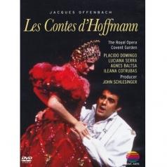 Placido Domingo (Пласидо Доминго): Les Contes D'Hoffmann