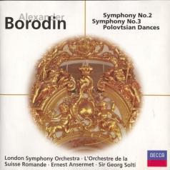 Sir Georg Solti (Георг Шолти): Borodin: Symphonies Nos.2 & 3 etc