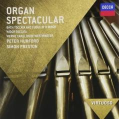 Simon Preston (Саймон Престор): Organ Spectacular
