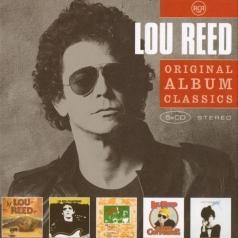 Lou Reed (Лу Рид): Original Album Classics
