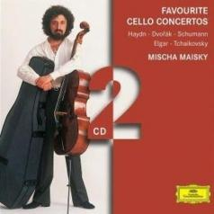 Миша Майский: Favourite Cello Concertos